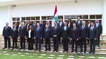 لبنان بالاخره صاحب کابینه شد