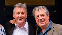 Terry Jones: Michael Palin pays tribute to Monty Python star thumbnail