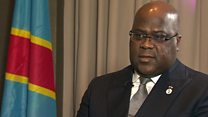 Felix Tshisekedi on his first year in power