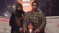 Three generations join Delhi women's sit-in