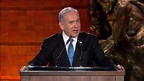 مراسم یادبود قربانیان هولوکاست؛ اسرائیل نگران ایجاد آشویتس دیگری است