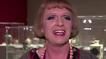 Grayson Perry: 'An outsider of the art world'