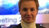 Nico Rosberg: 'Manage time with super, super discipline'