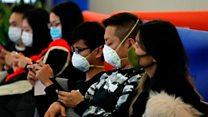 'The risk of coronavirus to UK and Ireland is low'