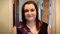 'Beauty pageant helped me to love myself'