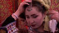 نمایش لباس در افغانستان؛ ترویج مدلینگ