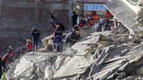زلزله شرق ترکیه جان 22 نفر را گرفت