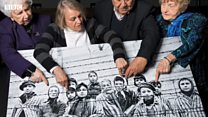 75 tahun pembubaran kamp konsentrasi Auschwitz