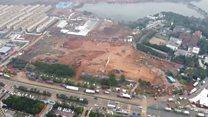 Trung Quốc xây bệnh viện 1000 giường