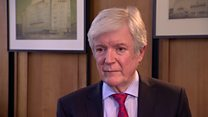 BBC director general Tony Hall: 'Nicholas Parsons used to be a fable' thumbnail
