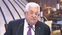 Abbas: Trump 'conspiracy deal won't pass'