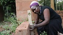 Bricklaying 'is not about gender'