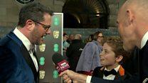 Baftas 2020: Jojo Rabbit colleagues red carpet praise