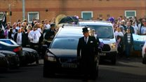 Funeral celebrates 'perfect friend to everyone'