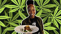 From anti-drugs campaigner to cannabis chef