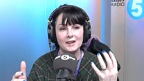 Marian Keyes: 'I never know how my books will end'