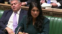 Patel apologises to Cooper following activist abuse