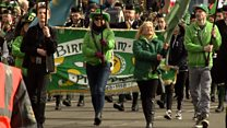 The stories of the Birmingham Irish