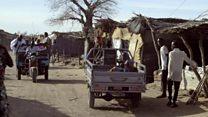 အိမ်မပြန်ရဲသေးတဲ့ ဒါဖိုးက ဒုက္ခသည်များ