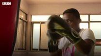 Wanawake Nigeria wajiunga na darasa la ndondi ili kujihami