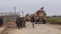 أول اشتباك بين قوات سورية وأمريكية في القامشلي