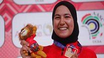 ما سبب إقصاء بطلة التايكوندو المغربية من أولمبياد طوكيو؟