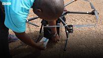 Como drones estão ajudando mulheres a terem partos mais seguros