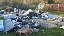 Tackling the fly-tippers who dump by the truckload