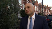 Javid: No option but to resign
