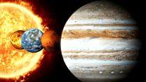 ناسا تعيد تصور نشأة الكواكب