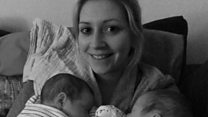 'How I learned to love myself after childbirth'