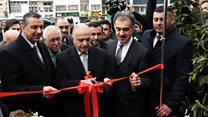 """بغداد تفتتح """"قسمين قنصليين"""" في كردستان العراق"""
