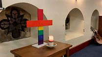 'Gay Christians do exist... and we're here'