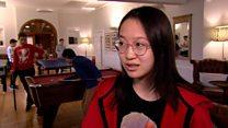 Chinese students stuck in UK due to coronavirus