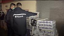只抢卫生纸不抢金钱 香港歹徒抢劫600卷卫生纸