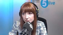 Nicola Roberts: 'I hope as a society we can think before we write'
