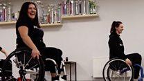 Танцы в инвалидном кресле. Как пережить травму и сделать на этом бизнес