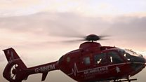 New helipad at Royal Victoria Hospital is a 'game changer'