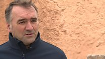Lancashire firm selling sand to Turkmenistan