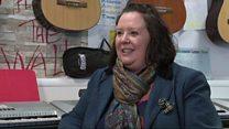 Capaldi's teacher proud of 'cheeky chappy' winner