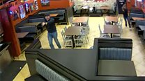Date night couple foil attempted armed robbery