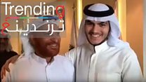 شاب سعودي يعود لأهله بعد اختطافه منذ 20 عاما