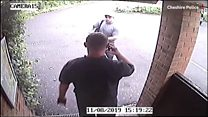 CCTV captures moments leading up to fatal stabbing