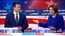 Klobuchar to Buttigieg: 'Are you calling me dumb?'