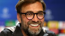 'I didn't expect a reply from Jurgen Klopp'