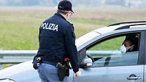 Italy imposes coronavirus lockdown after outbreak