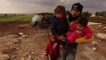 Inside Syria's final rebel stronghold