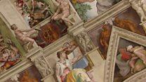 梵蒂岡西斯廷教堂壁畫怎麼保洁