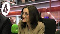 Villiers 'sick of spiteful briefings against women'