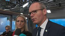 Coveney: Progress needed on infrastructure